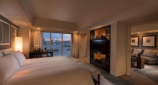 One Bedroom Top Floor King Suite
